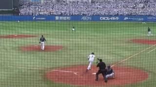 【サブロー引退試合】千葉ロッテ サブロー 現役最終打席@QVCマリンフィールド2016.9.25