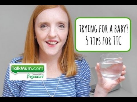 Trying for a baby? Tips for trying to conceive (TTC) TALKMUM