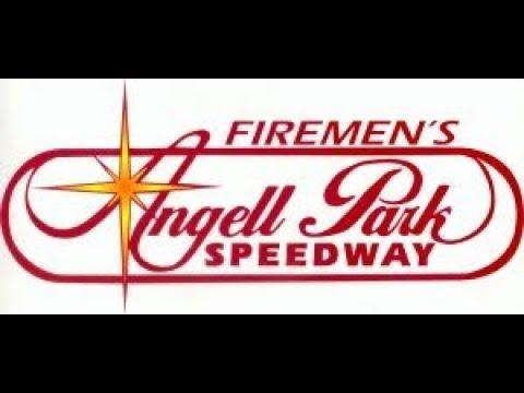Angell Park Speedway Crash