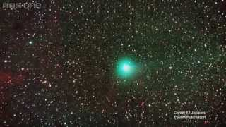 How to photograph a comet with a DSLR - Sky at Night - BBC One
