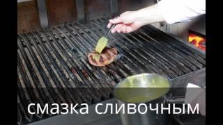 Как прожарить стейк!!! Сколько жарить стейк на сковороде!