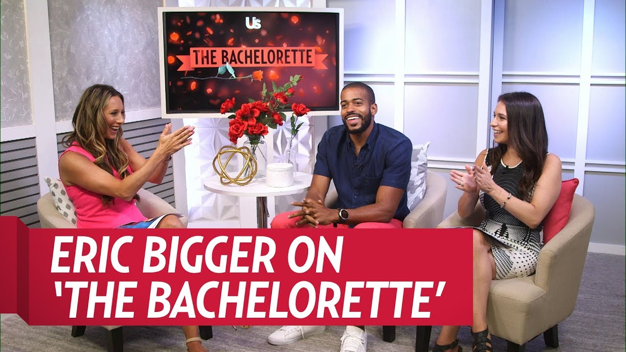 Eric Bigger On The Bachelorette