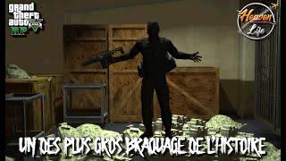 [HEAVEN-LIFE] : SANTO : LE PLUS GROS CASSE DE L'HISTOIRE !