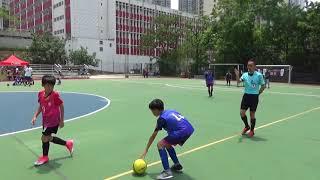 Publication Date: 2018-04-29 | Video Title: 2017 2018 年度賽馬會五人足球盃學校組九龍東   1