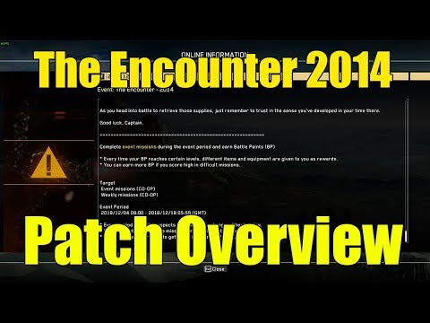 Metal Gear Survive- The Encounter 2014 Event Overview