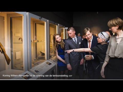 Judith Herzberg weg bij Verzetsmuseum uit protest tegen koning Willem-Alexander.