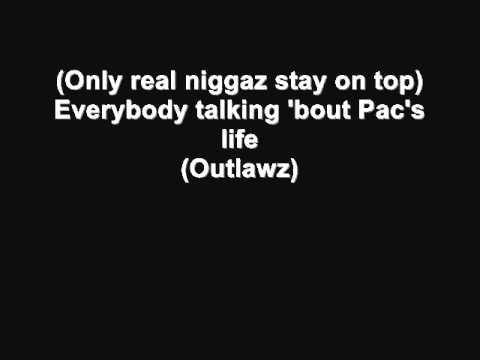2Pac - Pac's Life Lyrics