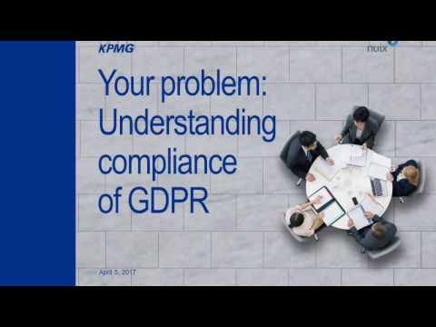 Nuix for GDPR Compliance