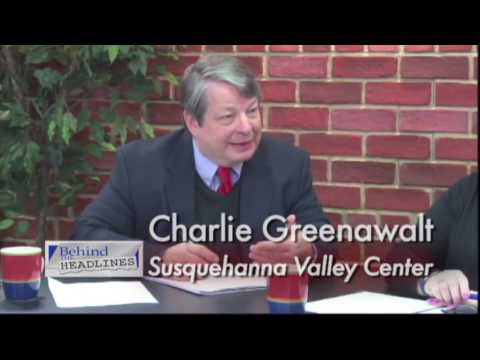 Behind the Headlines April 30, 2017 Susquehanna Valley Center for Public Policy