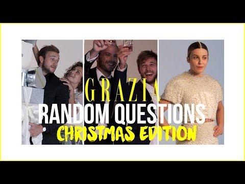 KERST met Jim Bakkum, Victoria Koblenko, Fred van Leer en MEER! - Random Questions