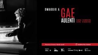Omaggio a Gae - Pinacoteca Giovanni e Marella Agnelli
