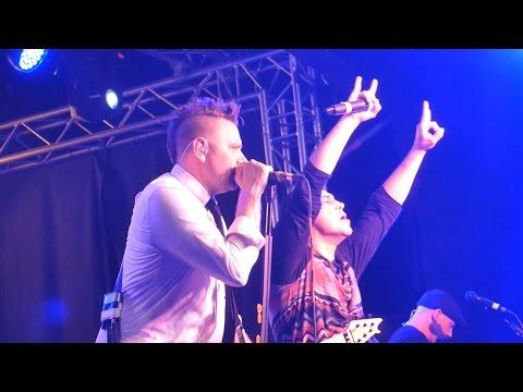 Zebrahead, Live @ Volta, Moscow, 16.08.2016 (Full)