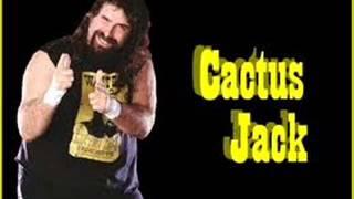 WWE - Cactus Jack - Theme Song