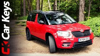 Skoda Yeti Monte Carlo 2015 review - Car Keys