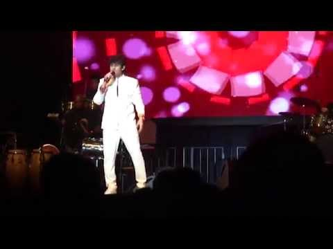 Sonu Nigam Live Concert In Mauritius (2014) - Mere Haath Mein - Fanaa