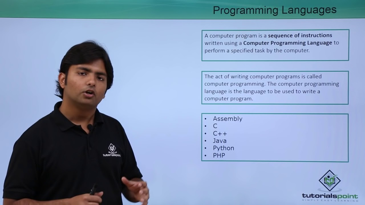 C programming language youtube c programming language tutorials point baditri Choice Image