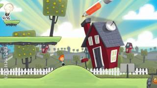 Max and the Magic Marker (PC) - gameplay z komentarzem