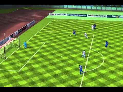 FIFA 14 iPhone/iPad - QuietLightning vs. FC Zürich