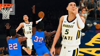 DEZ went to WAR! But can he get the W !? NBA 2k20 College Mycareer Journey The PATH EP 30