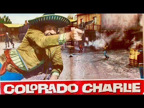 Colorado Charlie (Western, English, Full Length Movie, Spaghetti Western, Free Feature Film) youtube