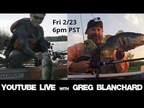 Let's Chat Kayak Fishing w/ Greg Blanchard