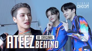[BE ORIGINAL] ATEEZ(에이티즈) '불놀이야 (I'm The One)'  (Behind) (ENG SUB)