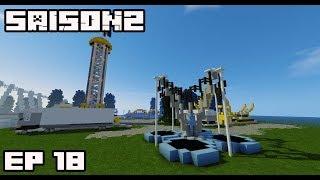 Ville Minecraft S2  Le parc d'attraction 2/?  #18