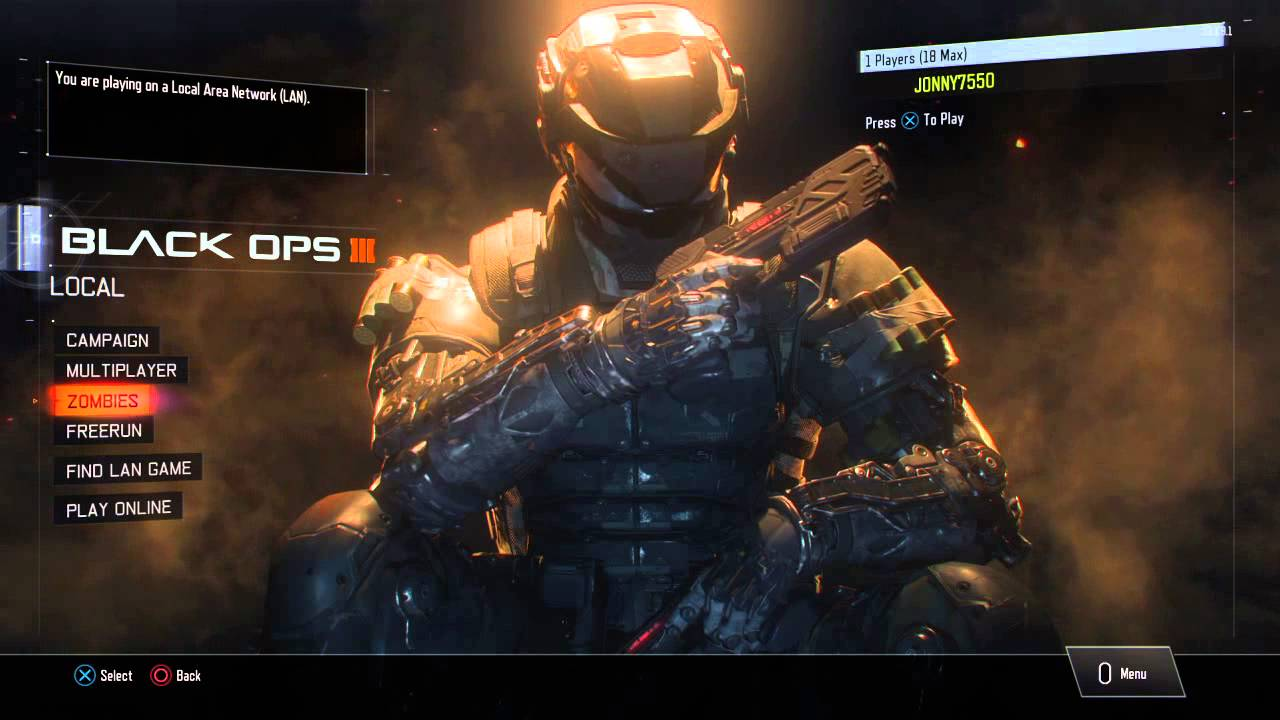 Call Of Duty 174 Black Ops Iii How To Play Split Screen