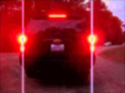 Suburban 3rd brake light flasher