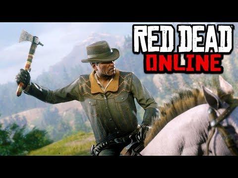 Troll Hunting & Posse Shenanigans - Red Dead Online