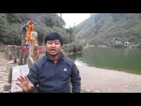 Salpa Pokhari   a place of religious,historic and aesthetic importance Bhojpur Koshi NepalGhumgham c