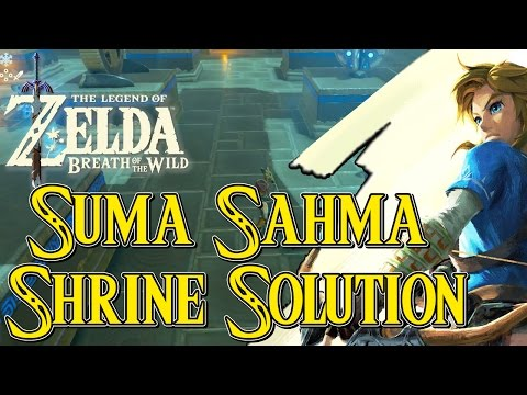 Suma Sahma Shrine Solution | Secret of the Snowy Peaks