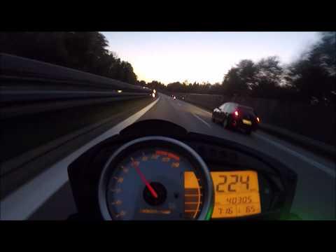 Z 750 Top Speed