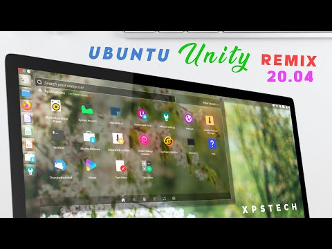 Ubuntu Unity Remix 20.04 : Keeping Unity Alive!