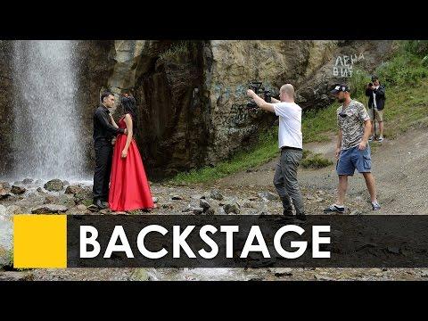 Backstage / Love story Bishkek / 4 стихии