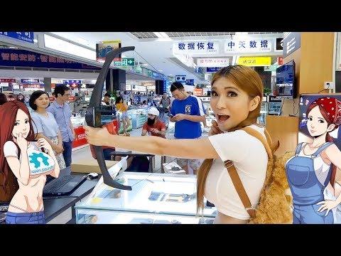 Shenzhen Electronics Market Haul!