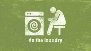 household chores vocabulary