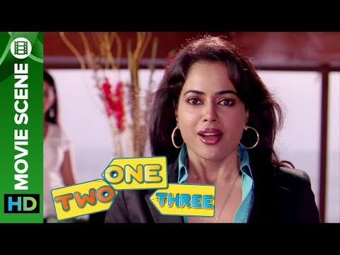 Sameera Reddy wants to  a lot of things  One Two Three