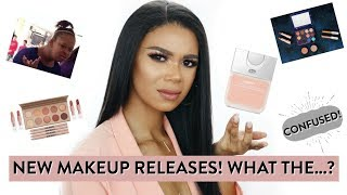 BUY OR BUST? BEAUTY BLENDER FOUNDATION, KKW BEAUTY, ILUVSARAHII DOSE OF COLORS? NEW MAKEUP RELEASES