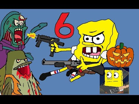 Spongebob VS Zombies 6: Season Finale