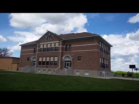 Superman 1978 Filming Location  40 Years Later- Clarks Highschool