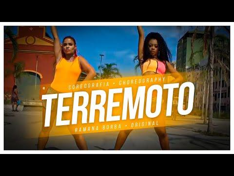 ANITTA & KEVINHO - TERREMOTO ( Coreografia ) | RAMANA BORBA