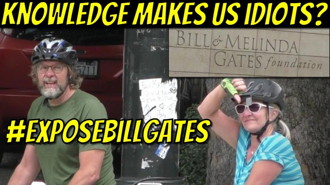 #ExposeBillGates Bill and Melinda Gates Foundation - The People Want to Know the Truth