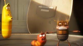 LARVA - DANCE CREW | Cartoon Movie | Cartoons For Children | Larva Cartoon | LARVA Official
