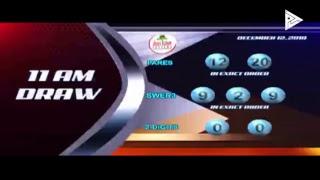 [LIVE]  PCSO Lotto Draws  -  December 12, 2018  11:00AM