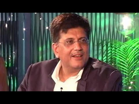 In Conversation With Piyush Goyal
