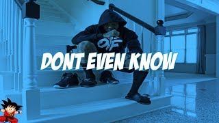 Lil Durk X Dej Loaf X Rich Homie Quan Type Beat-  Dont Even Know (SOLD)