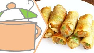 Spring Rolls | All Nigerian Recipes
