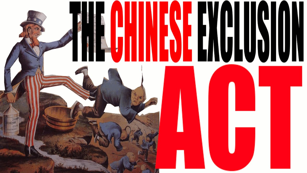 The chinese in american history