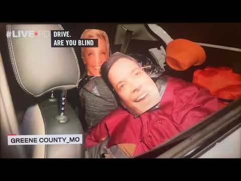 Clint Girlie - Did Greene County Officers Arrest Man For Being Weird on Live PD?